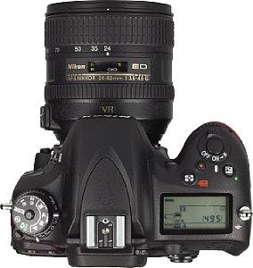 Nikon D610 mit AF-S 24-85 mm VR [Foto: Nikon]