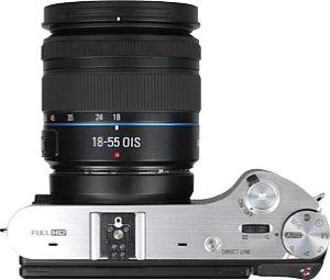 Samsung NX300 mit 18-55 mm III OIS [Foto: MediaNord]