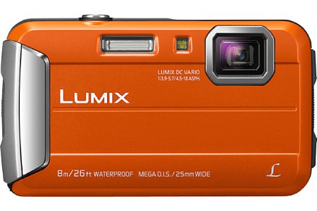 Datenblatt von  Panasonic Lumix DMC-FT30  anzeigen