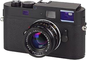 Leica M Monochrom mit Summarit-M 1:2.5/50 mm [Foto: MediaNord]
