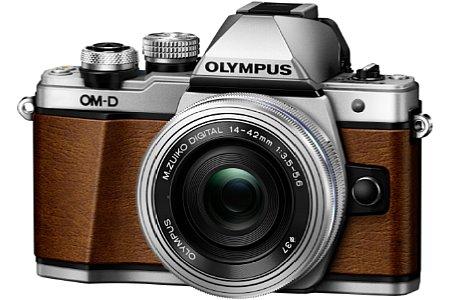 Bild Die neue Olympus OM-D E-M10 Mark II Limited Edition besitzt eine fuchsbraune