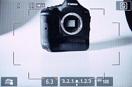 Canon EOS 650D – LiveView [Foto: MediaNord]