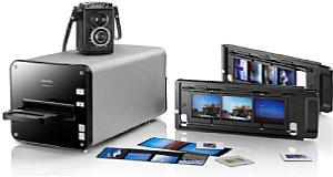 Mittelformatscanner Plustek OpticFilm 120 [Foto: Plustek]