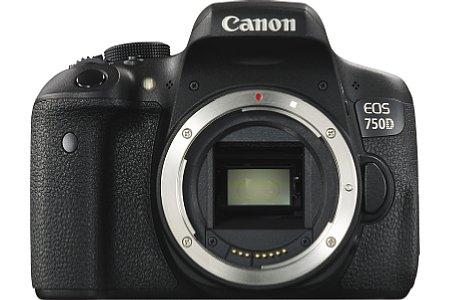 Datenblatt von  Canon EOS 750D  anzeigen
