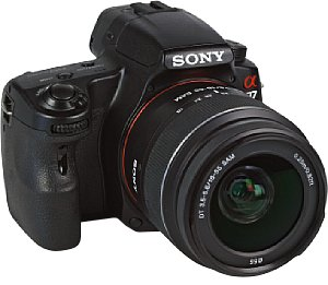 Sony Alpha 37 [Foto: MediaNord]
