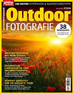 OutdoorFotografie Ausgabe Herbst 2016. [Foto: Falkemedia]