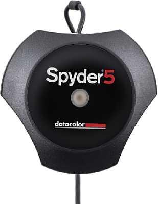 Spyder5 Colorimeter. [Foto: Datacolor/O. Mews]