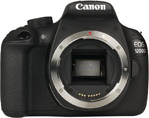 Canon EOS 1200D [Foto: MediaNord]