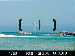 Sony DSC-RX100 II – Live-View [Foto: Martin Vieten]