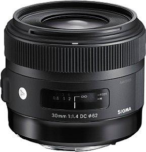 Sigma 30 mm 1,4 DC HSM [Foto: Sigma]