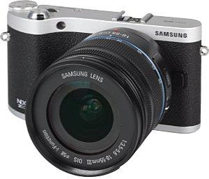Samsung NX300 [Foto: MediaNord]