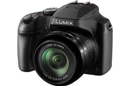 Bild Als Nachfolgemodell der FZ72 löst die Panasonic Lumix DC-FZ82 mit 18 Megapixeln höher auf und erlaubt damit nun 4K-Videoaufnahmen. [Foto: Panasonic]