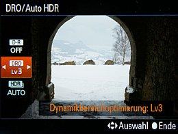 Sony DSC-RX100 II – Dynamikbereichsoptimierung (DRO) [Foto: Martin Vieten]