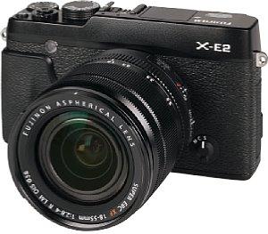Fujifilm X-E2 mit XF 18-55 mm [Foto: MediaNord]