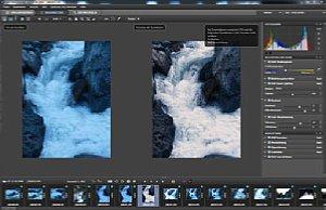 Fototipp: Bilder entwickeln mit DxO Optics Pro 8 – Ausgangsbild und korrigiertes Bild [Foto: MediaNord]