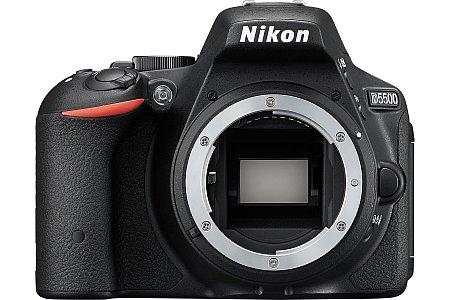 Datenblatt von  Nikon D5500  anzeigen