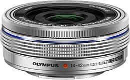 Olympus 14-42 mm 3.5-5.6 ED EZ (EZ-M1442EZ) [Foto: Olympus]