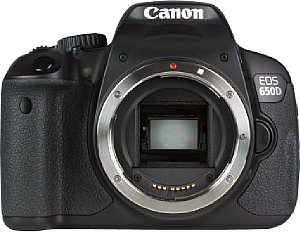 Canon EOS 650D [Foto: MediaNord]