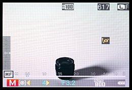 Fujifilm X-E2 – Live-View [Foto: MediaNord]