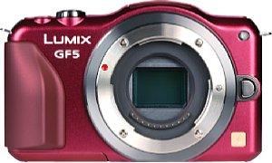 Panasonic Lumix DMC-GF5 [Foto: MediaNord]