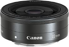 Canon EF-M 22mm f2 STM [Foto: Canon]