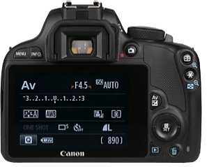 Canon EOS 100D [Foto: MediaNord]