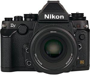 Nikon Df mit AF-S 50 mm 1:1,8 SE [Foto: MediaNord]