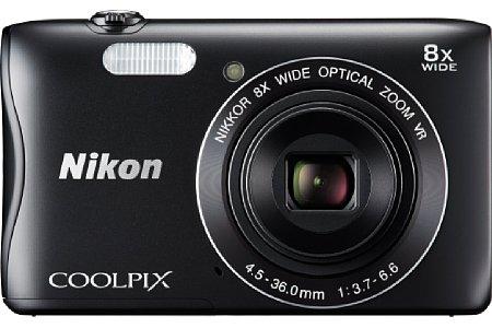 Datenblatt von  Nikon Coolpix S3700  anzeigen