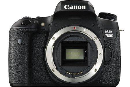 Datenblatt von  Canon EOS 760D  anzeigen