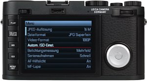 Leica X Vario (Typ 107) [Foto: MediaNord]