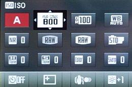 Fujifilm X20 – Quick-Menü [Foto: Martin Vieten]