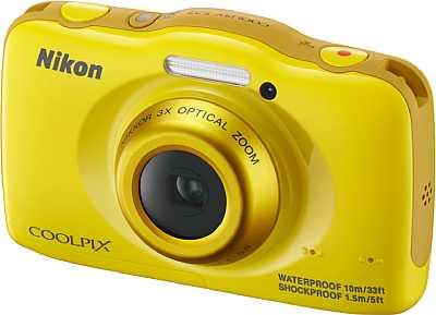 Testbericht: Nikon Coolpix S32 Outdoor-Kamera