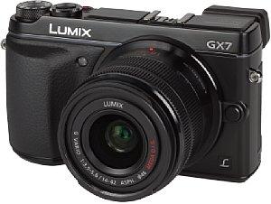 Panasonic Lumix GX7 [Foto: MediaNord]