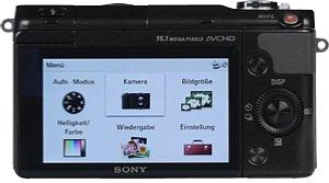 Sony NEX-3N [Foto: Sony]