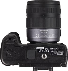 Panasonic Lumix DMC-GH3 mit G Vario 14-140 mm [Foto: MediaNord]