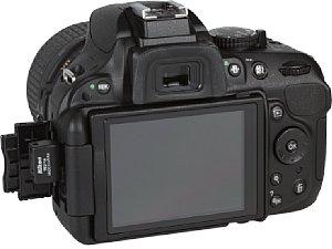 Nikon D5200 mit WU-1a GPS [Foto: MediaNord]