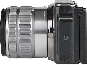 Panasonic Lumix DMC-GF6 mit G Vario 14-42 mm [Foto: MediaNord]