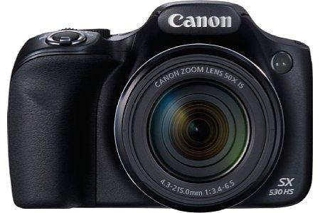 Datenblatt von  Canon PowerShot SX530 HS  anzeigen