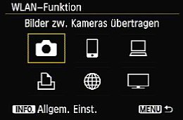 Canon EOS 6D – WLAN-Funktionen [Foto: MediaNord]