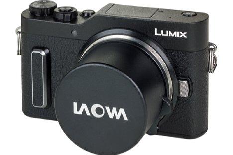 Bild Der mitgelieferte Metallstülpdeckel schützt nicht nur die Frontlinse des Laowa 4 mm F2,8 Circular Fisheye, sondern auch den gesamten Objektivtubus. [Foto: MediaNord]