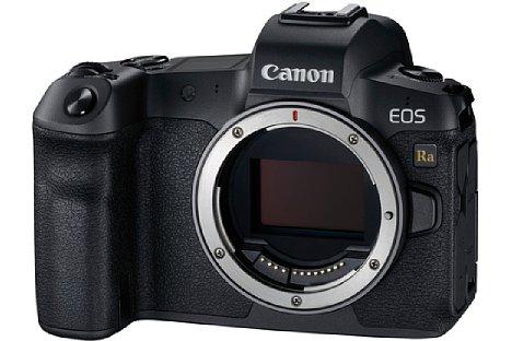 Bild Dank des speziellen Infrarot-Sperrfilters nimmt die Canon EOS Ra viermal so viel Hydrogen-Alpha-Licht auf wie die normale EOS R, wodurch rote Nebel im Weltraum aufgezeichnet werden können. [Foto: Canon]