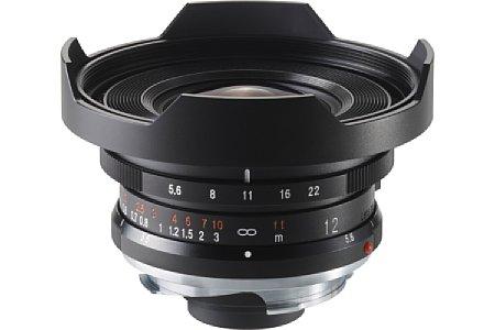 Bild Voigtländer Ultra Wide Heliar 12 mm F5,6  asph. II. [Foto: Voigtländer]