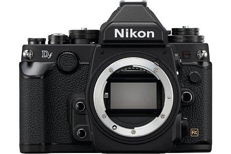 Bild Der Kleinbildsensor der Nikon Df stammt aus der Profikamera D4 und löst 16 Megapixel auf. Er erreicht eine maximale ISO-Empfindlichkeit von 204.800. [Foto: Nikon]