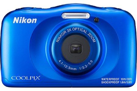 Nikon Coolpix W150. [Foto: Nikon]