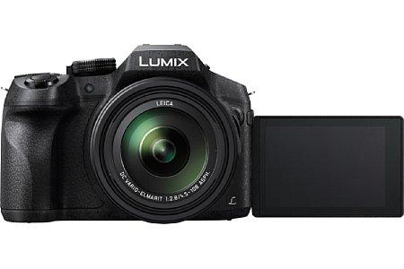 """Bild Der 1/2,3""""-Sensor der Panasonic Lumix FZ300 löst weiterhin 12 Megapixel auf. [Foto: Panasonic]"""