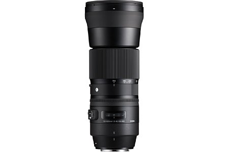 Sigma C 150-600 mm 5-6.3 DG OS HSM [Foto: Sigma]