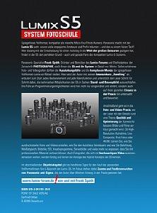 Point of Sale Verlag 'Lumix S5 – System Fotoschule'. [Foto: Point of Sale Verlag]