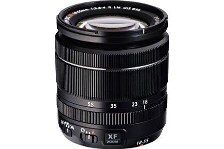 Bild Fujifilm Fujinon XF 18-55 mm F2.8-4 R LM OIS [Foto: Fujifilm]
