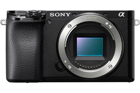 Bild Sony Alpha 6100. [Foto: Sony]