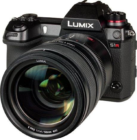 Bild DasPanasonic S Pro 50 mm F1,4 (S-X50E) liefert eine optische praktisch fehlerfreie, pikfeine Bildqualität mit wunderschönes Bokeh. Nur der Randabfall der Auflösung dürfte gerne etwas niedriger sein. [Foto: MediaNord]